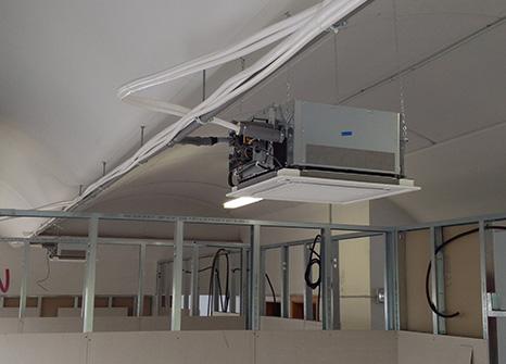 Installazione climatizzatori bologna installazione - Condizionatore perde acqua dentro casa ...
